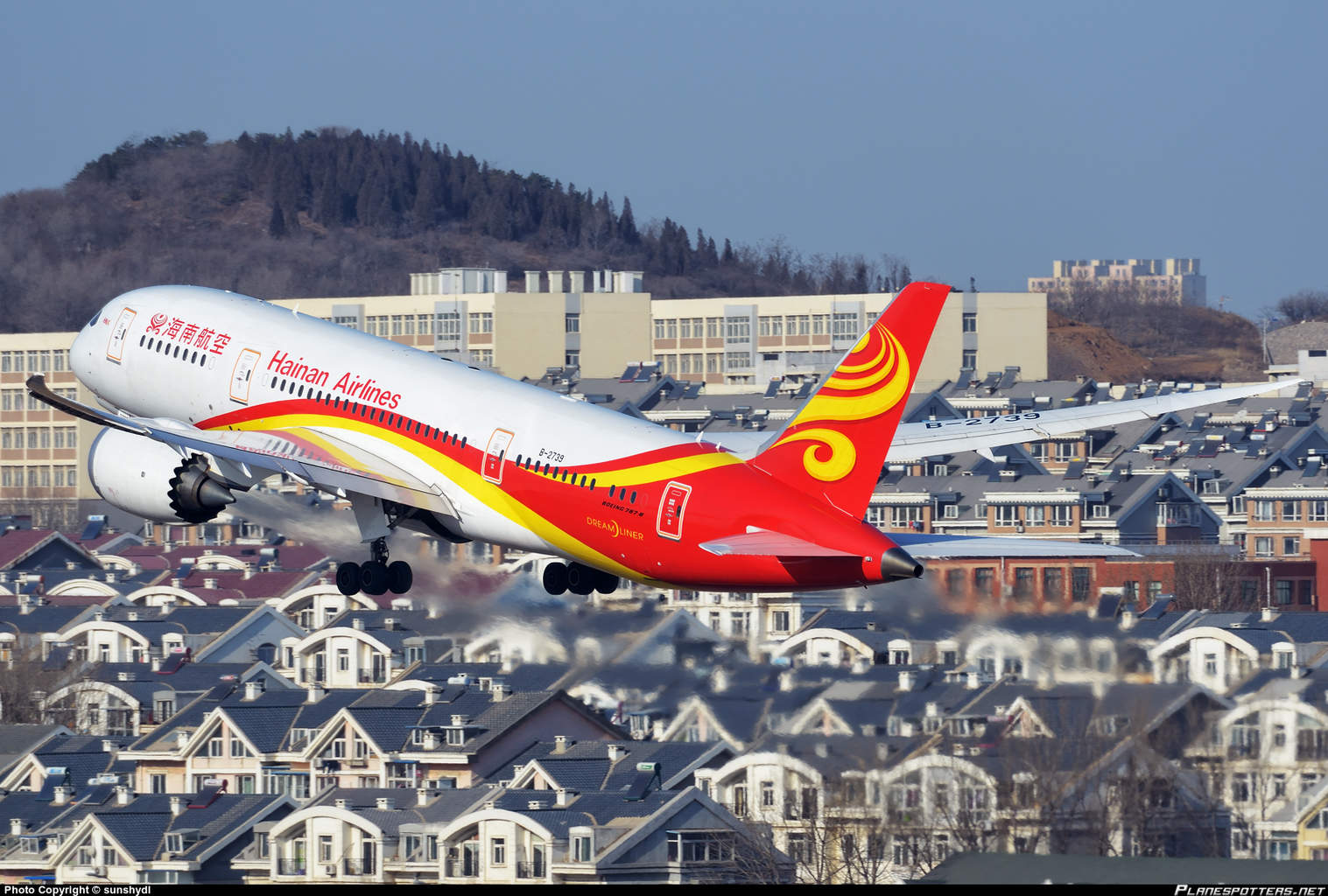 Hainan Airlines launches Changsha – Los Angeles