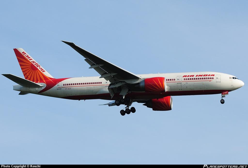 Air India flight returns to Mumbai after presumed rat spotting!