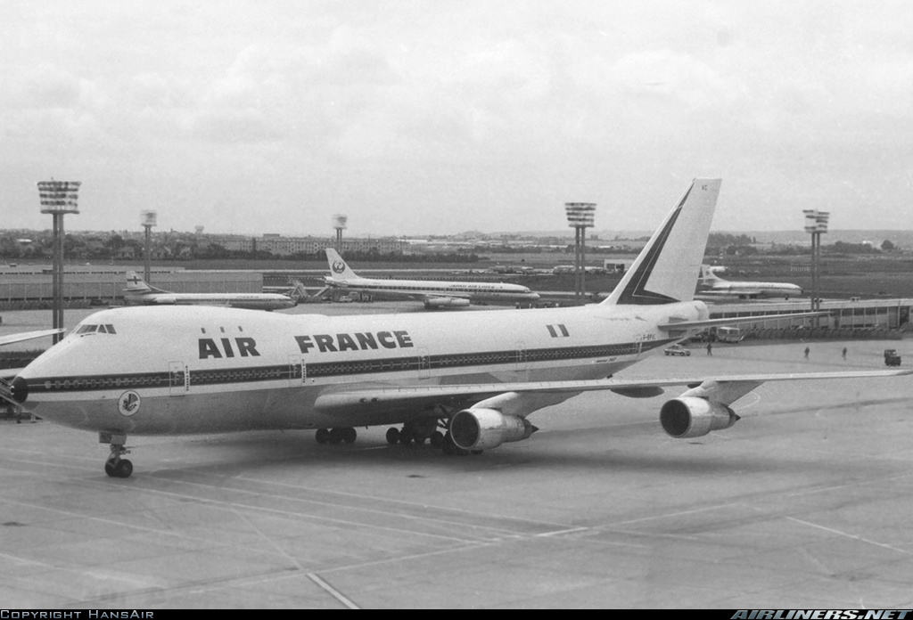 The end of an era at Air France