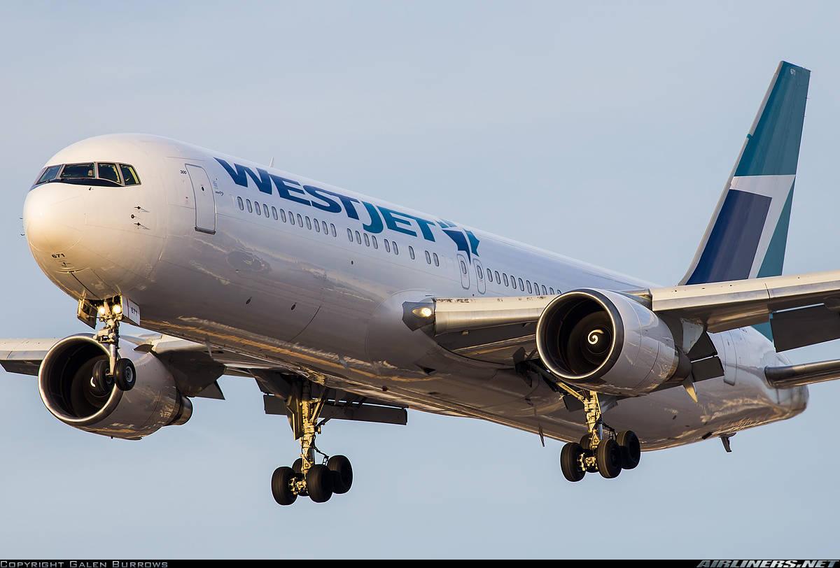 WestJet starts sending 767s to Hawaii