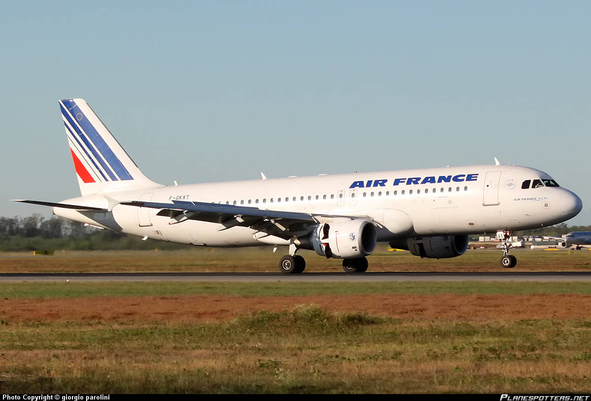 On-board Wi-Fi offered by Air France