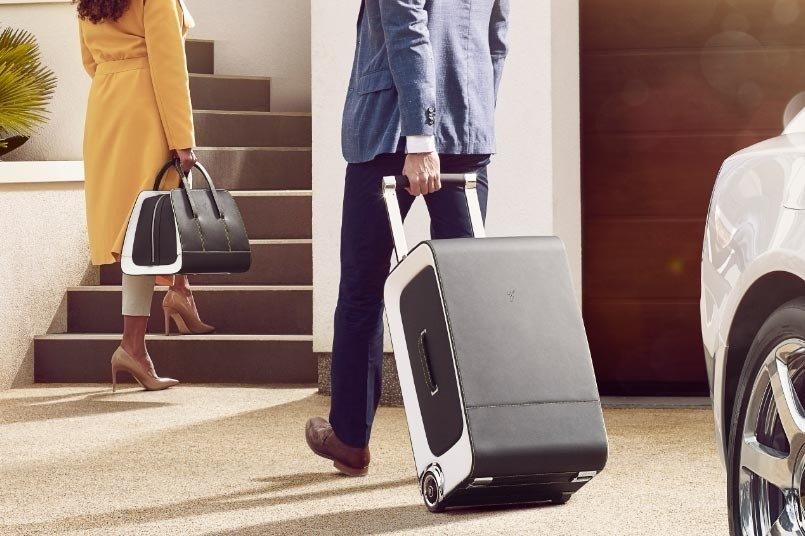 The $46k luggage set