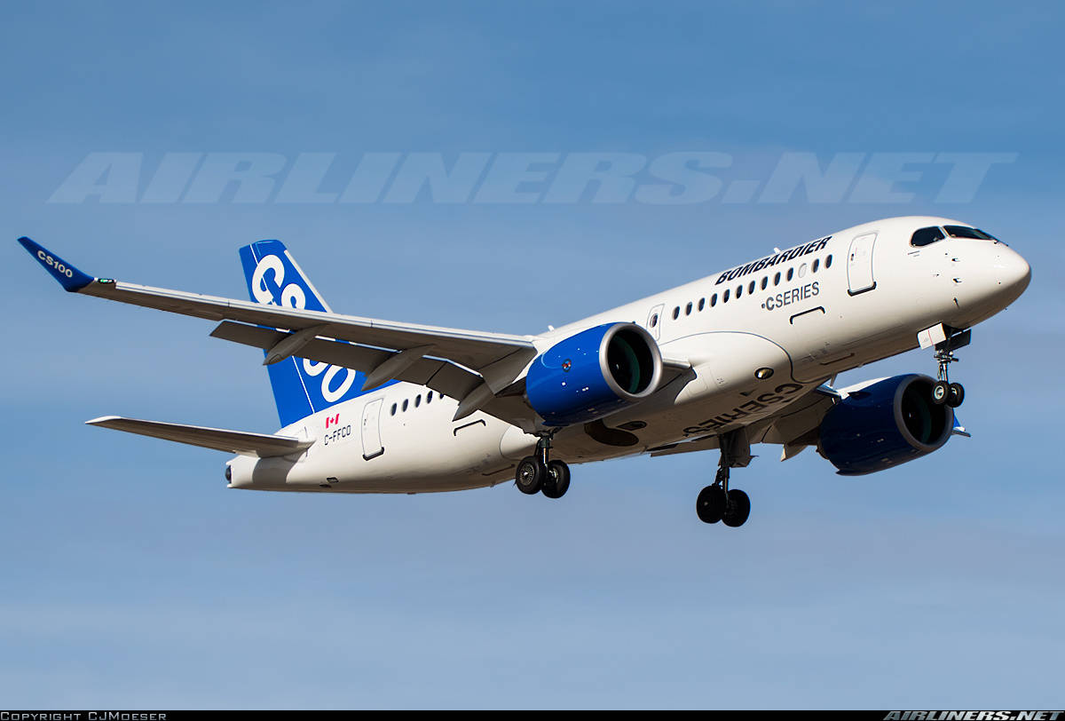 Canadian Government to invest in the CSeries program?