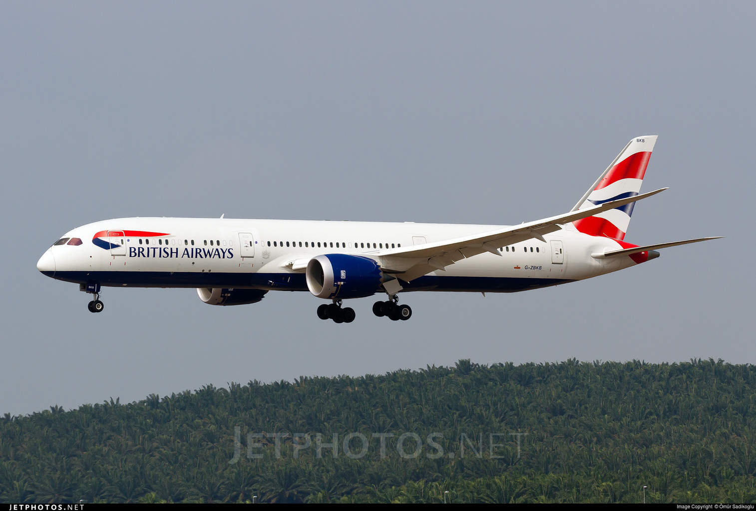 British Airways starts non-stop service to Doha and Muscat