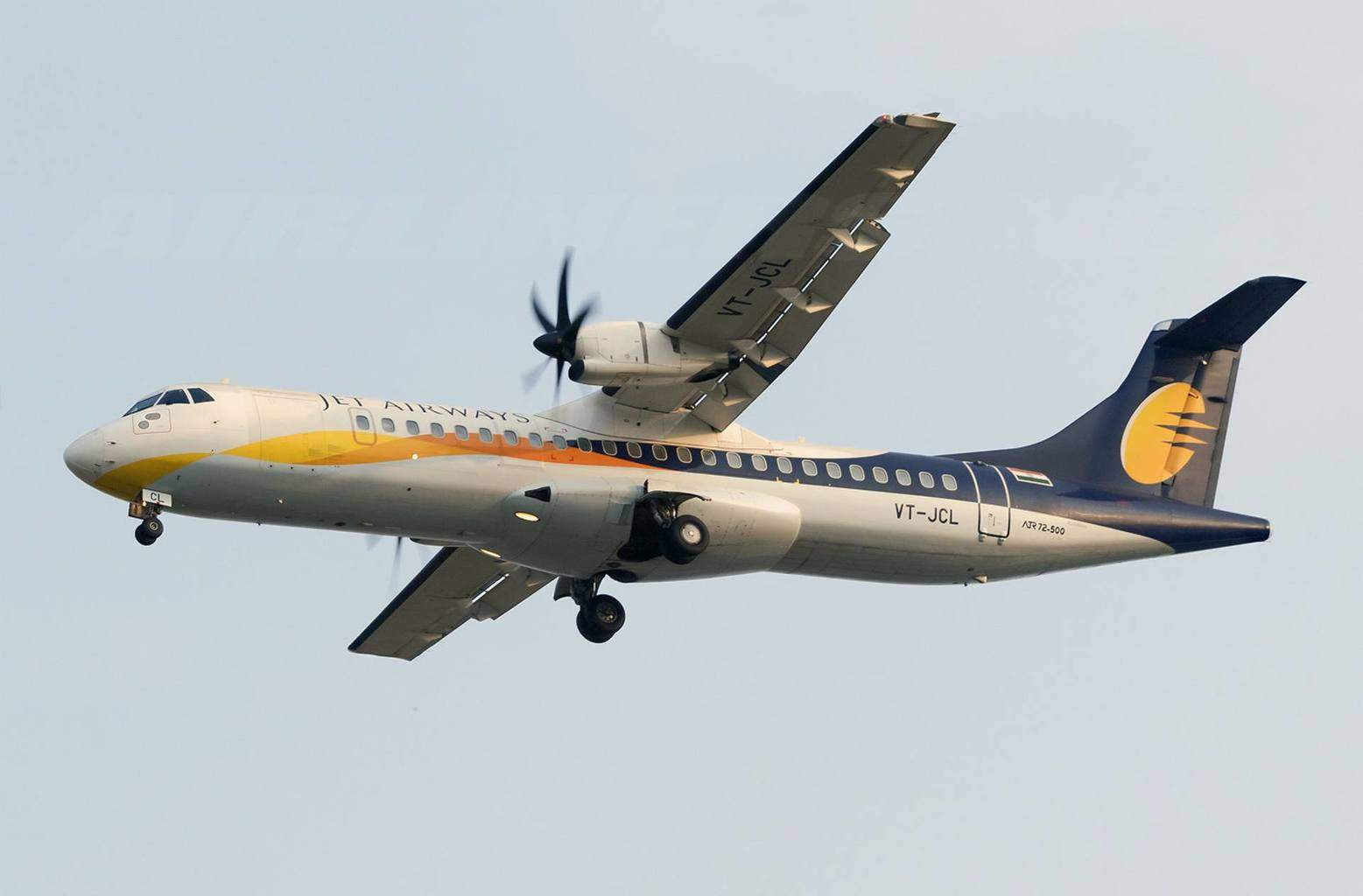 Jet Airways ATR-72-500 has engine fire and smoke in the cabin
