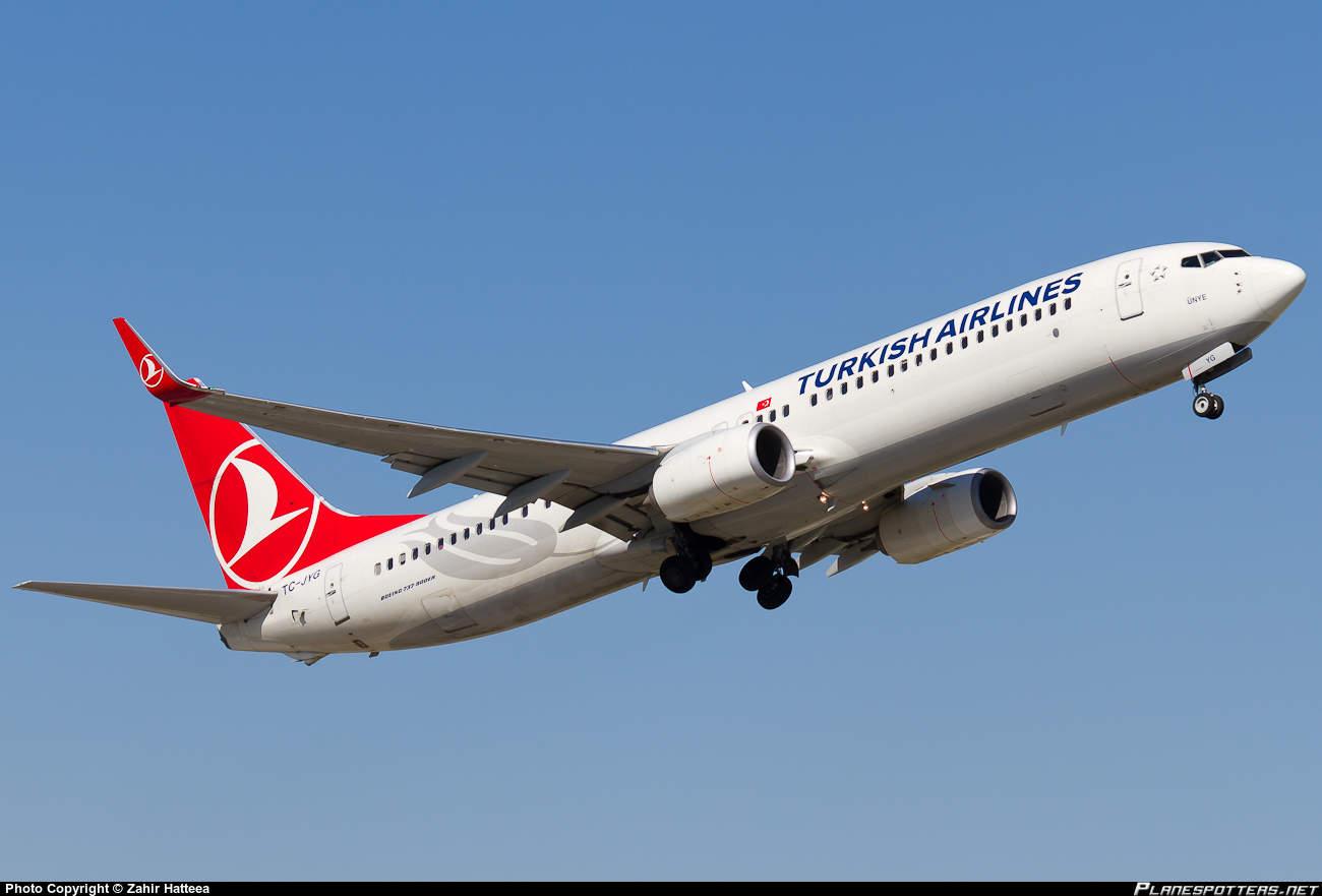 Pilot incapacitated on Turkish Airlines flight