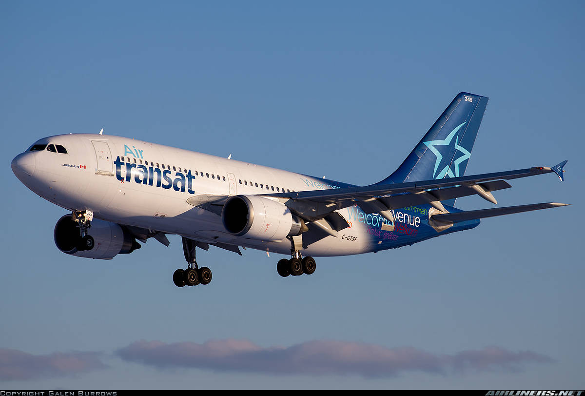passengers on cancelled air transat flight to get compensation