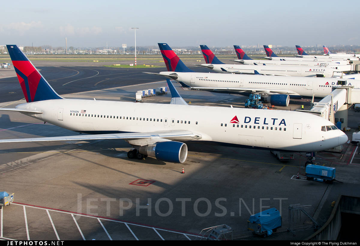 ALL Delta Air Lines flights grounded