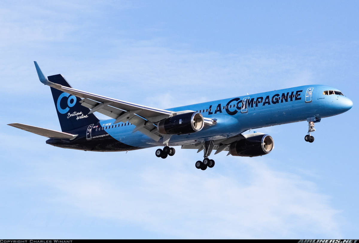 La Compagnie – Boutique Airline drops London-New York, adds second daily Paris-New York