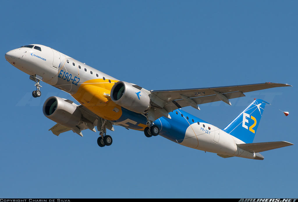With third E-190-E2 entering testing program tests set to ramp up