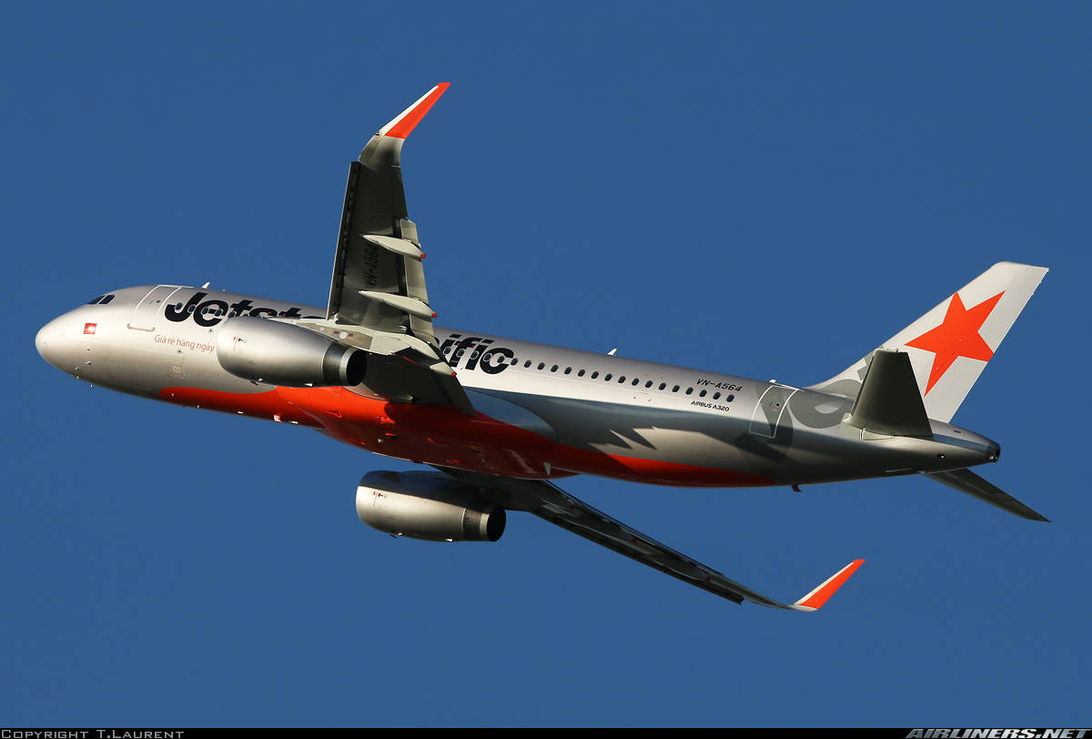 Jetstar Pacific places first direct order with Airbus for 10 A320CEO