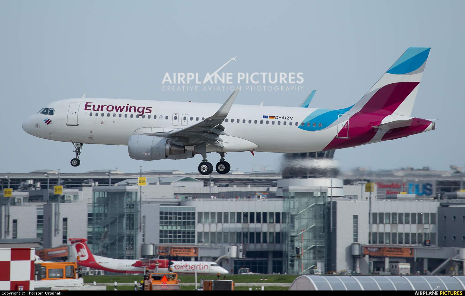 Flights Attendants at Eurowings go on Strike