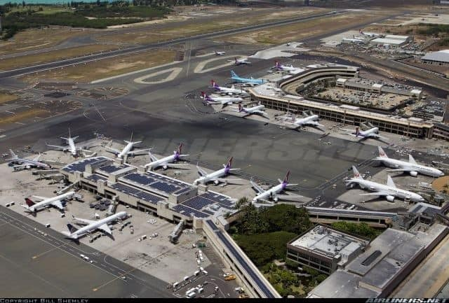 Security breach at Honolulu Intl ends with one man dead