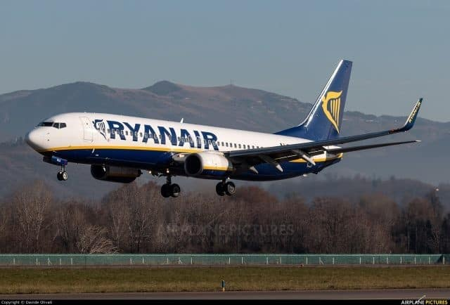 Ryanair adds 20 new routes from Frankfurt this summer