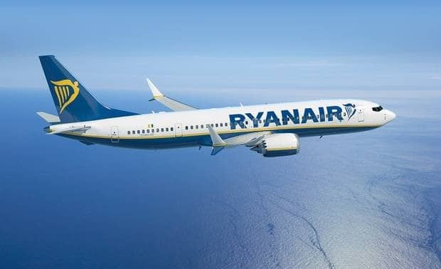 100 more 737MAX for Ryanair?