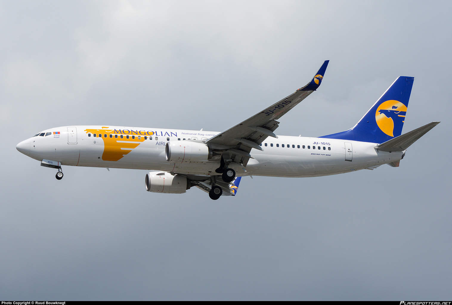 MIAT Mongolian Airlines modifies ULN-FRA route