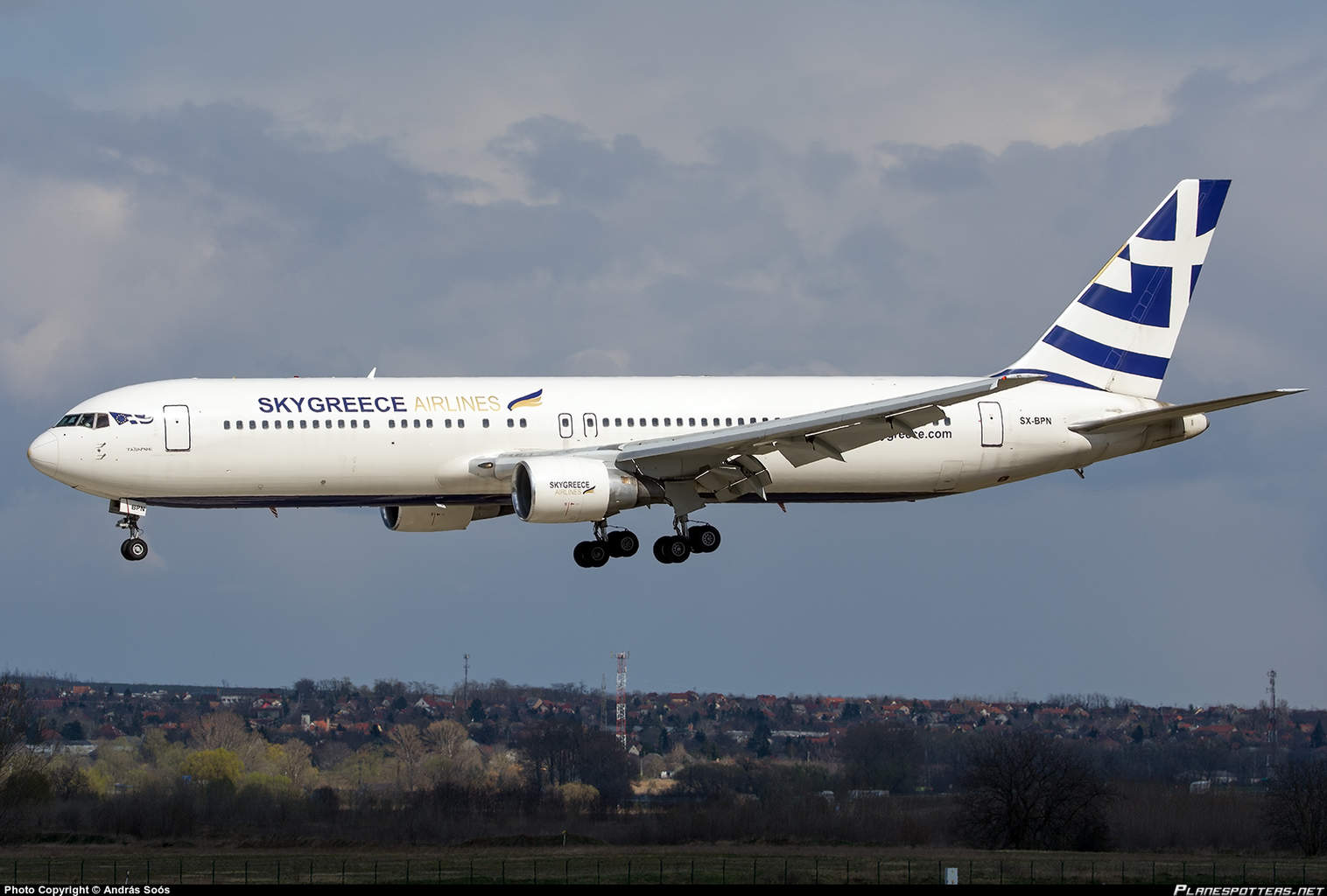 SkyGreece Airlines files for bankruptcy