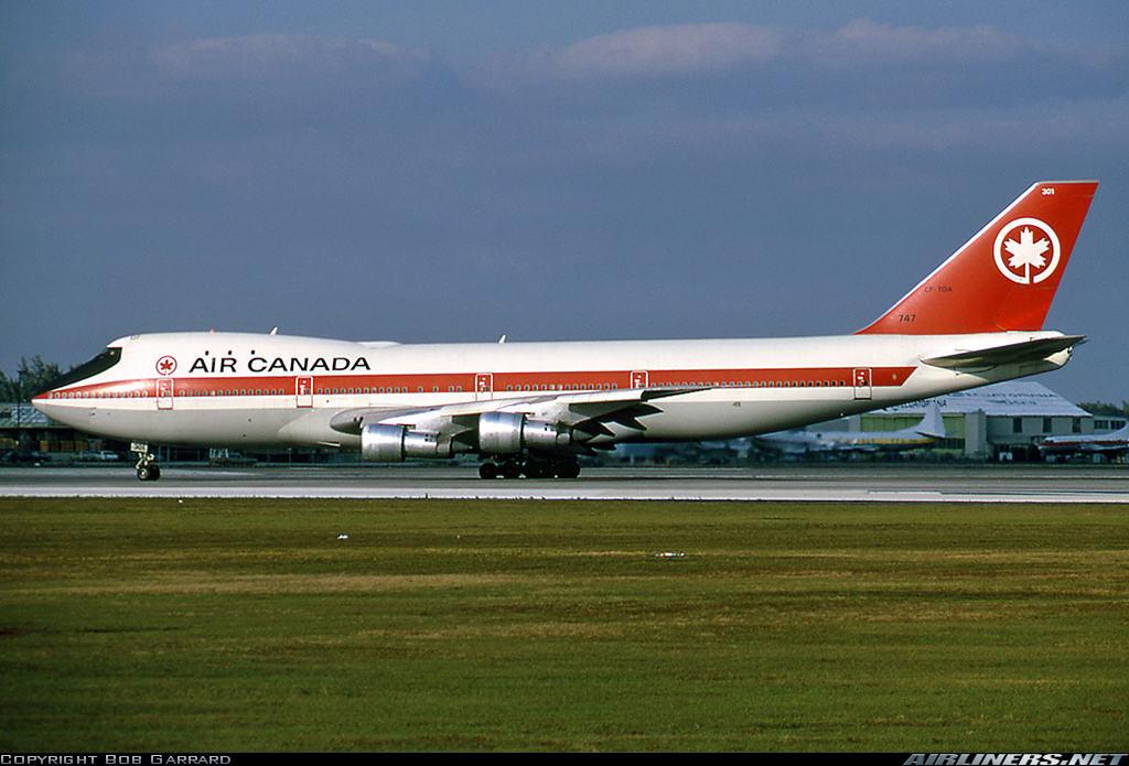 Very good Boeing 747 video