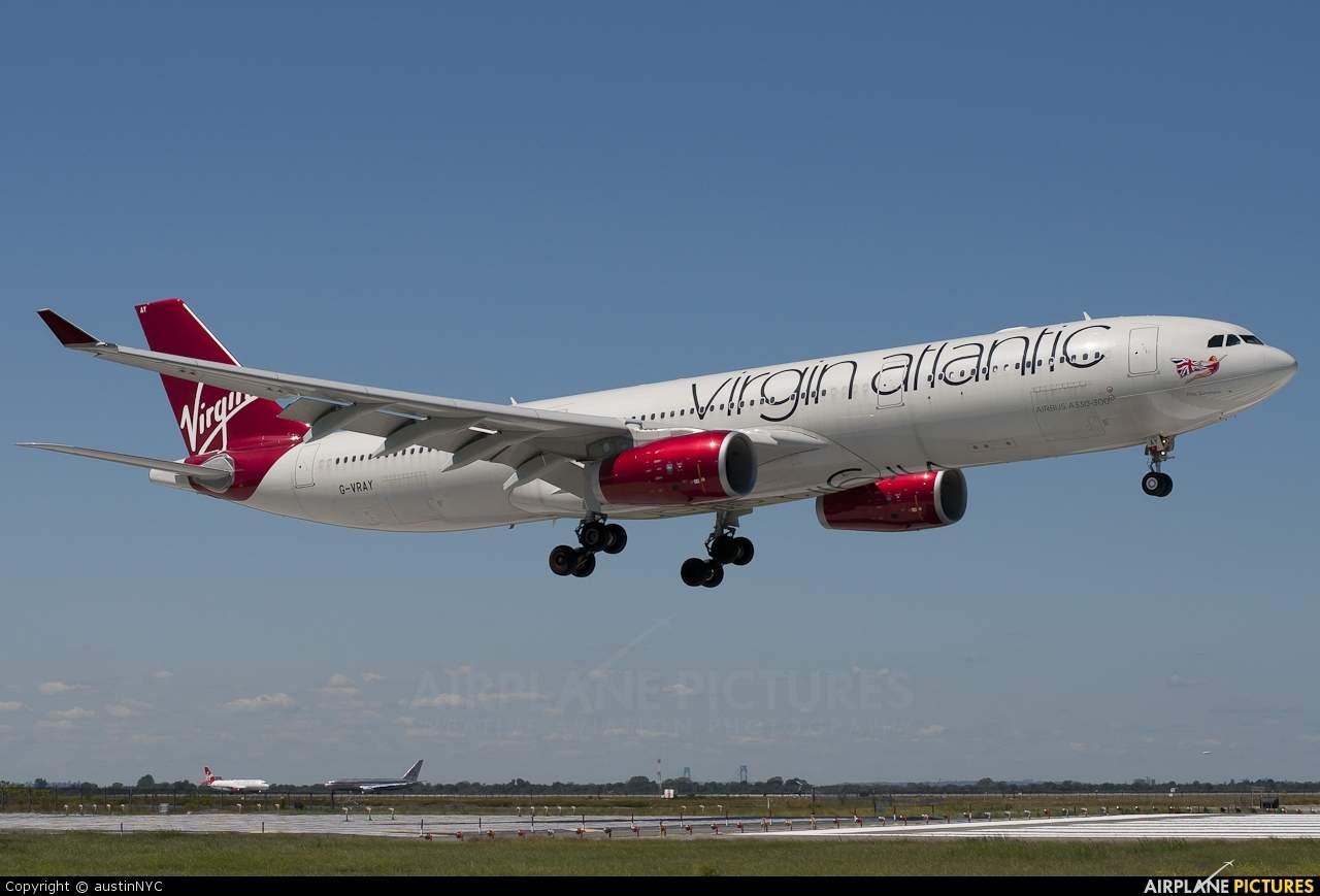 Virgin Atlantic creates Virgin Atlantic International subsidiary for Caribbean ops.