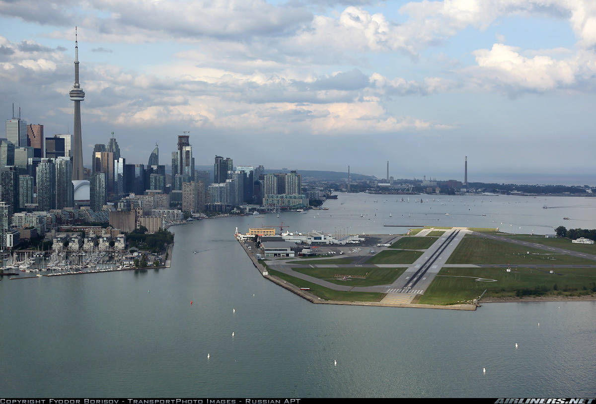 No Jet Ops. For Billy Bishop Airport