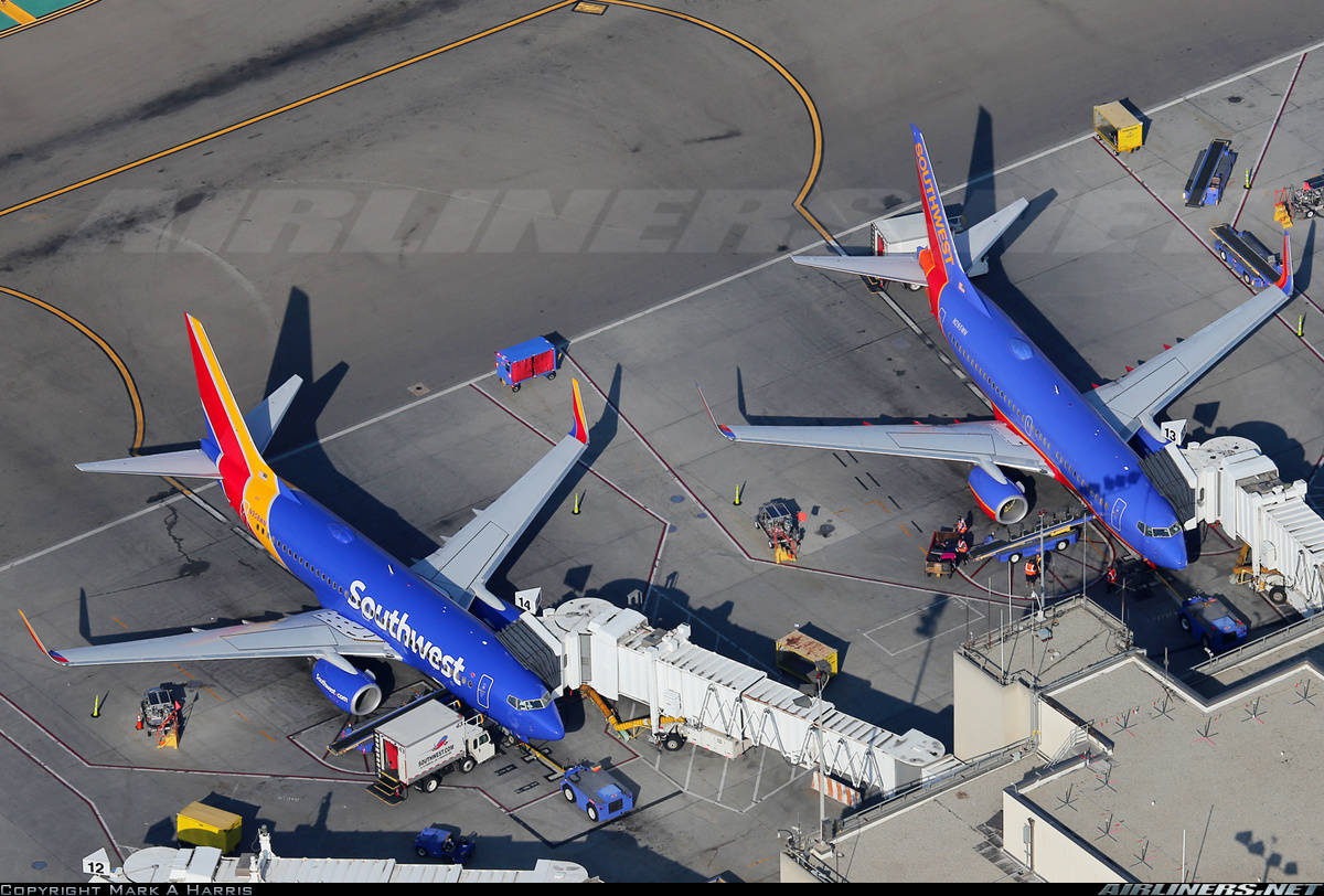 Pilot Union Leader Resigns At Southwest Airlines