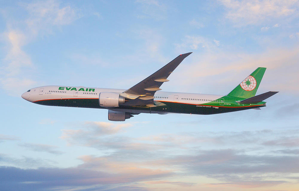 EVA Air places largest airplane order in taiwanese history