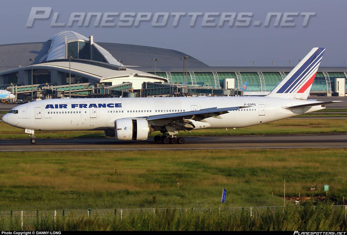 AF84 returns to Paris…