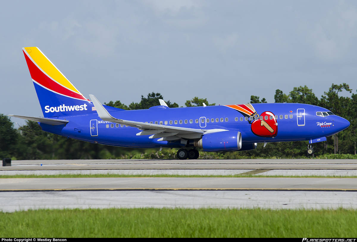 Passenger with dementia forgotten on-board Southwest flight
