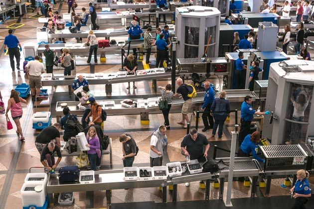 """TSA opts out of """"Opt Out"""" option"""