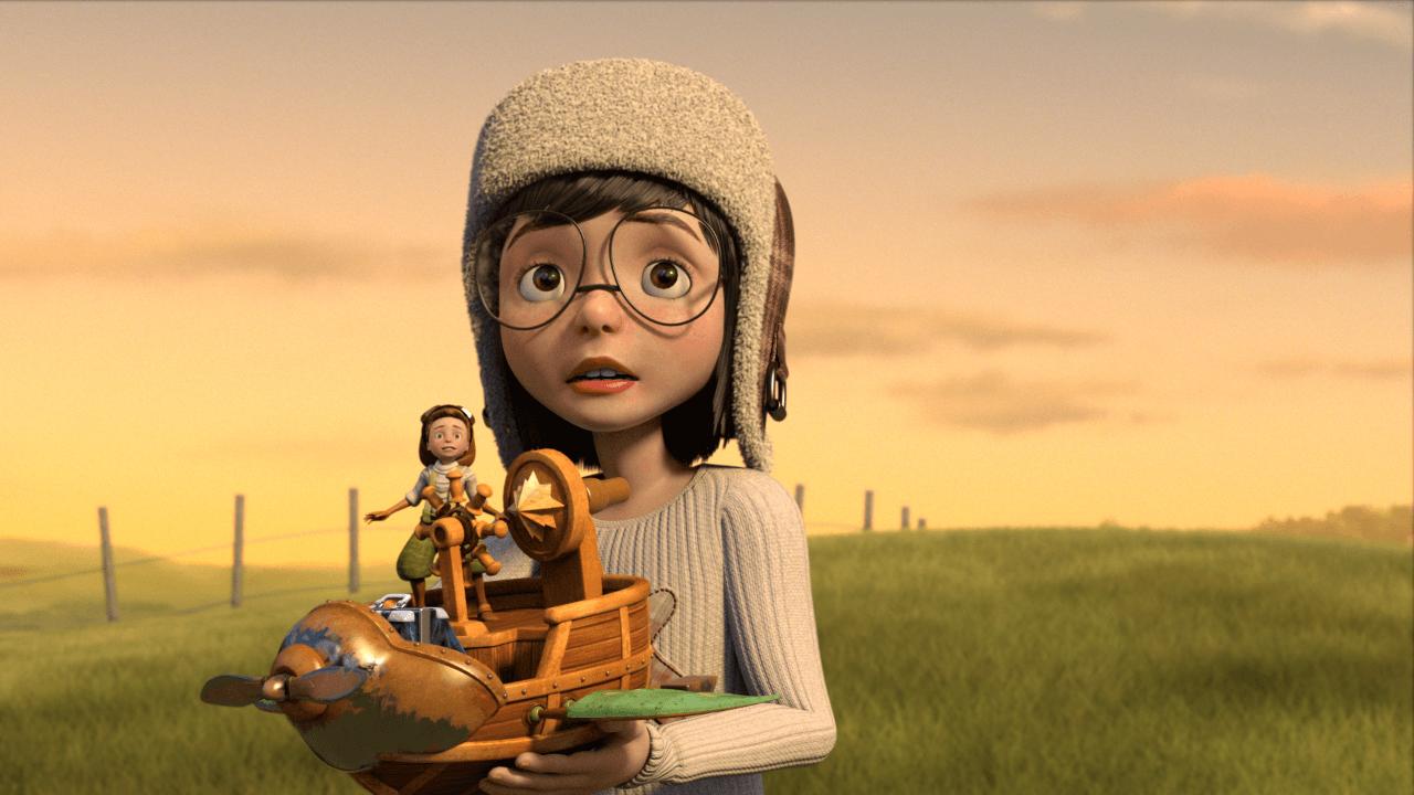 SOAR: An Animated Short Film