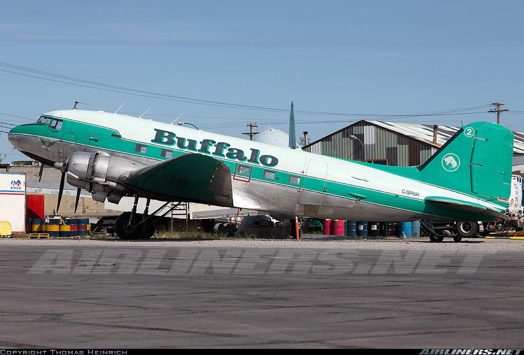 Transport Canada suspends Buffalo Airways AOC