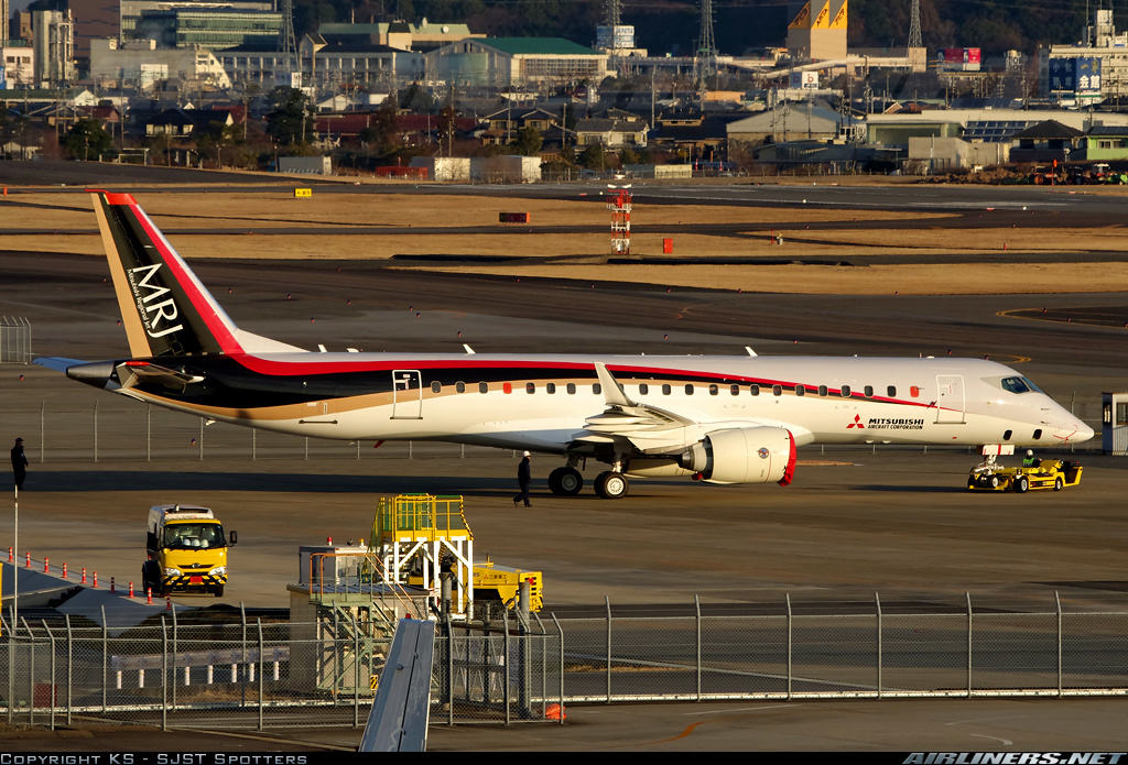 Mitsubishi MRJ sees EIS delayed a year