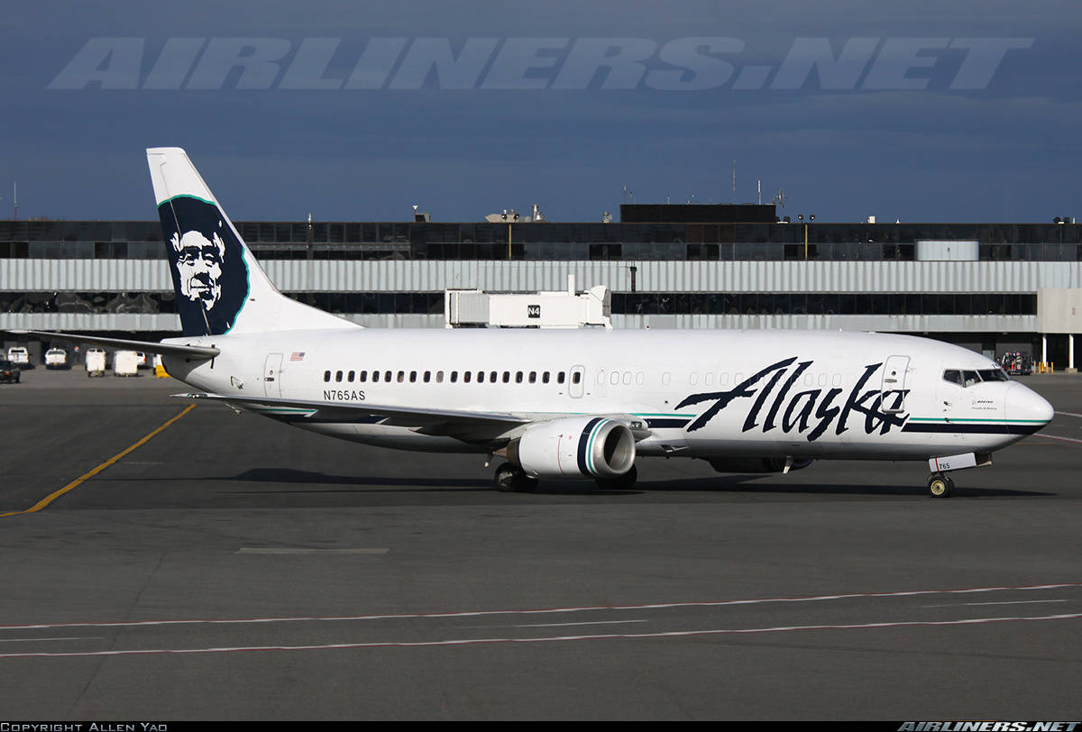 Alaska Airlines to phase out -400QC fleet by 2017