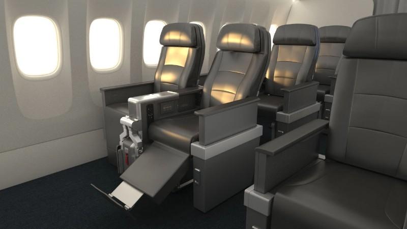 American Airlines launches true Premium Economy product