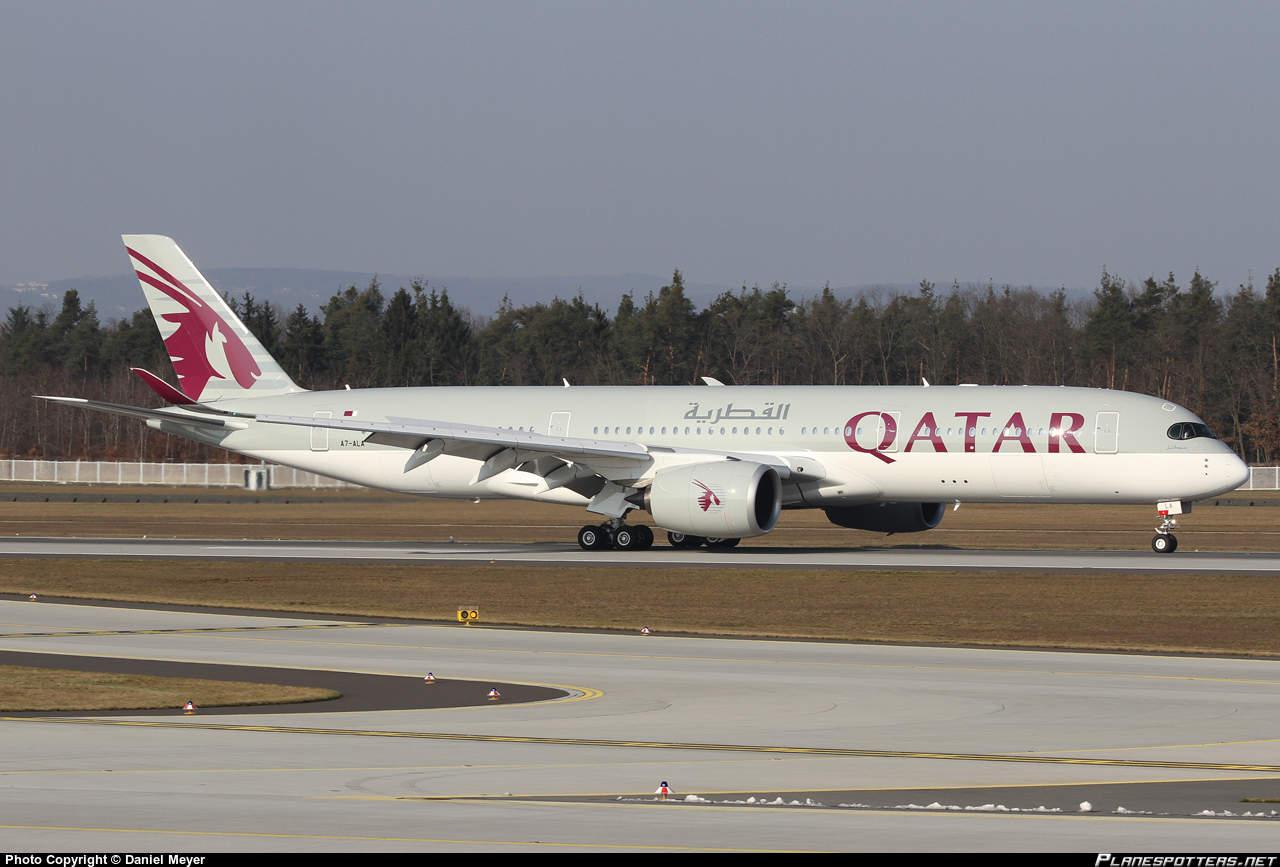 Qatar Airways A350XWB aborts maiden take-off from JFK