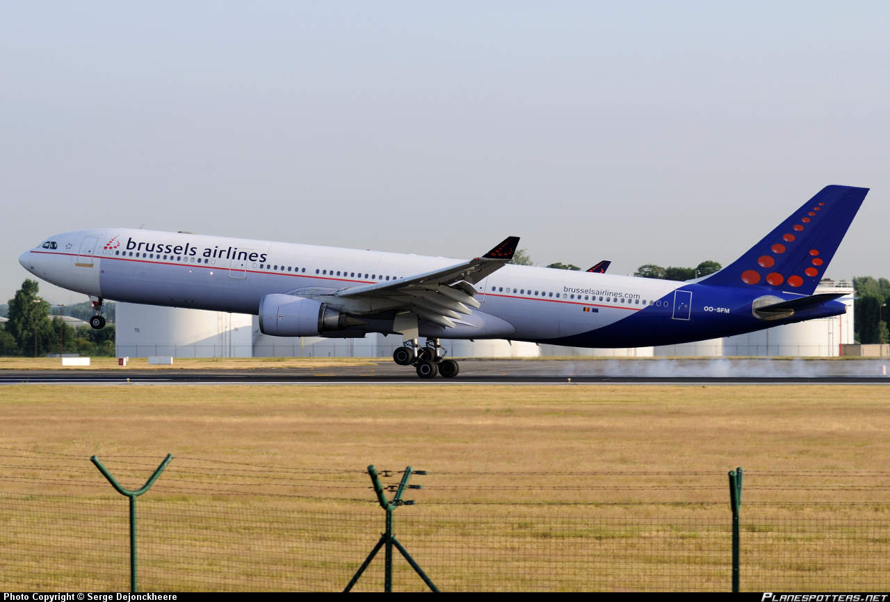 Brussels Airlines to purchase 2x A330 and start service to Toronto