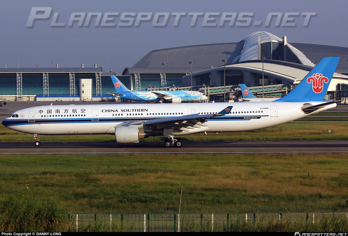 China Southern orders 10x A330-300