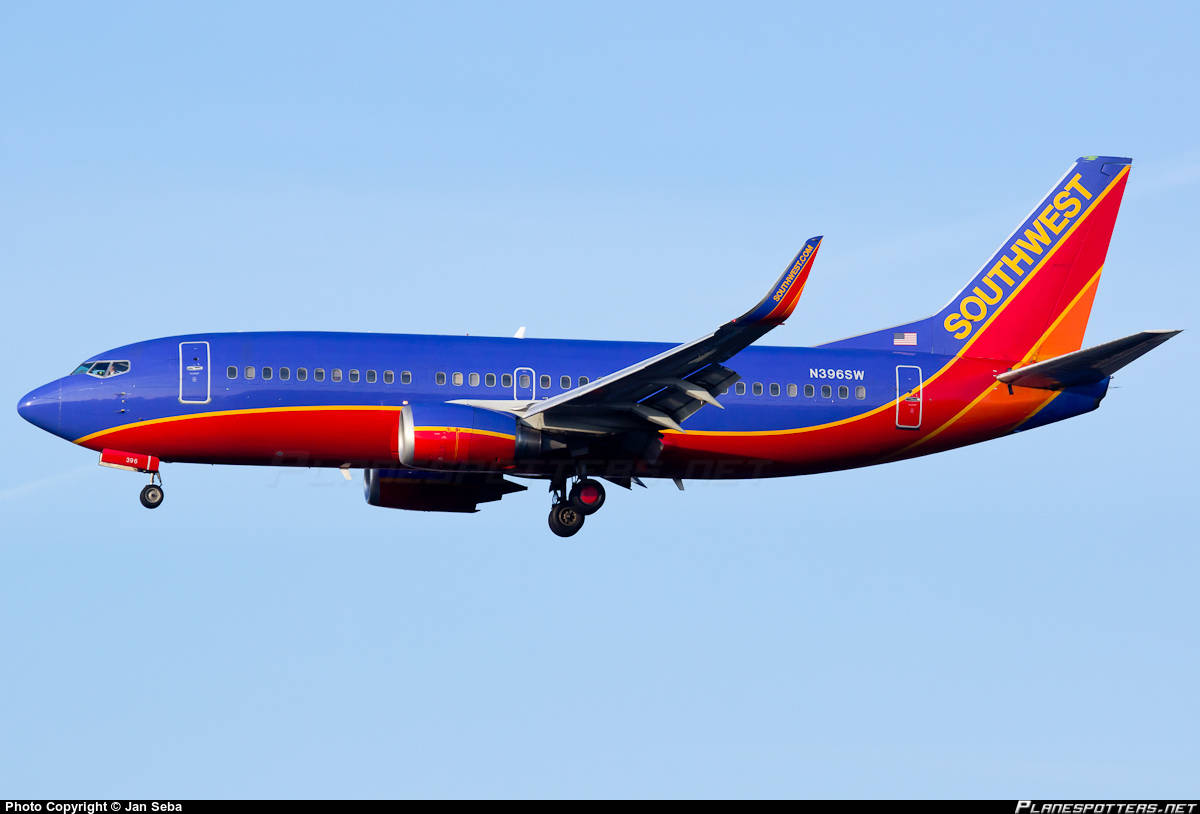 Southwest Airlines flight 987 has wing canoe issues