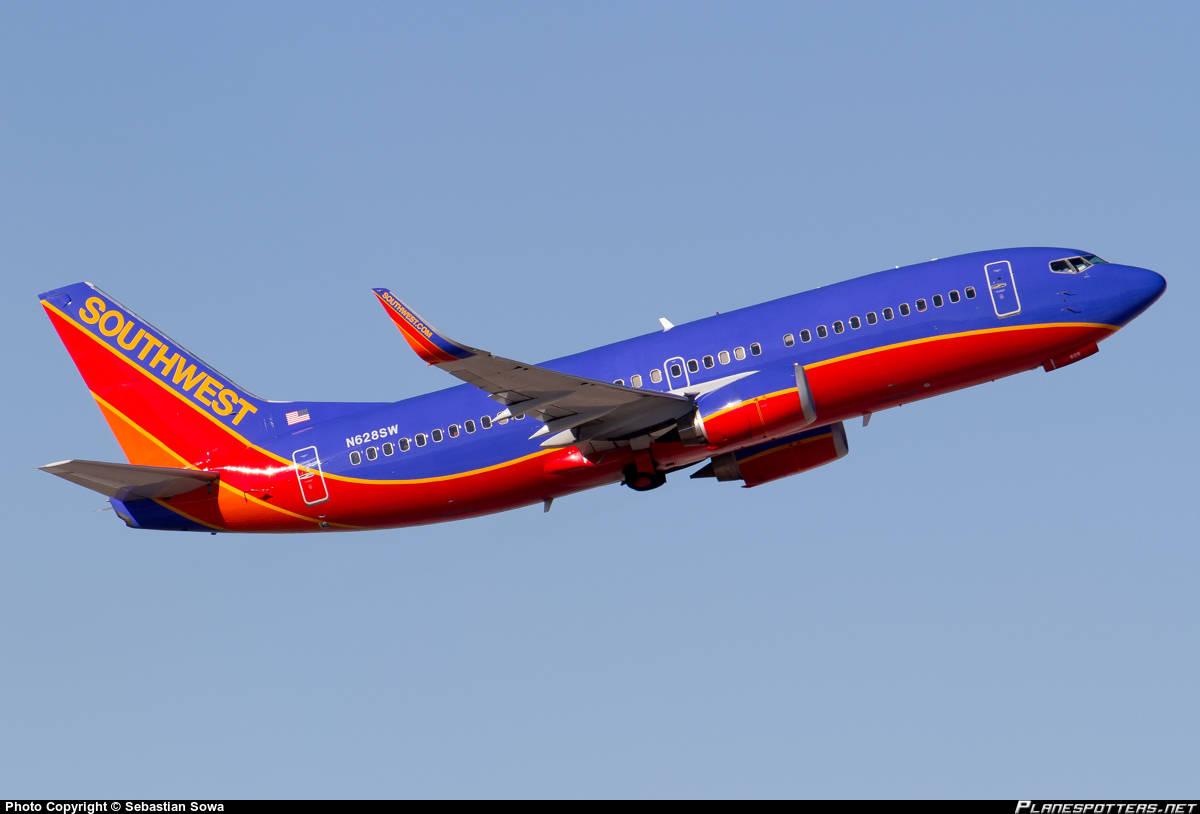 Southwest Airlines 31 overruns runway at Nashville