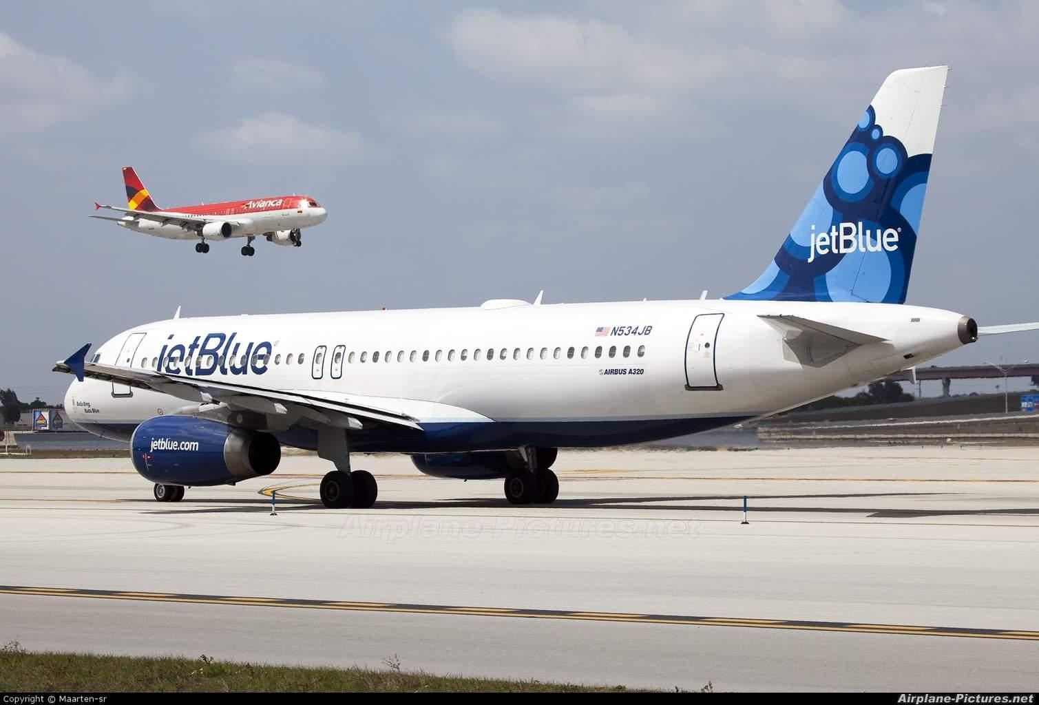 jetBlue starts service to Daytona