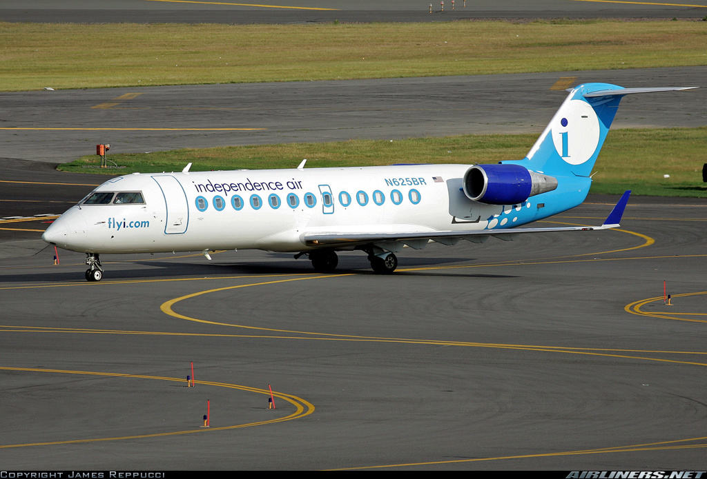 Independence Air (15/12/1989-05/01/2006)
