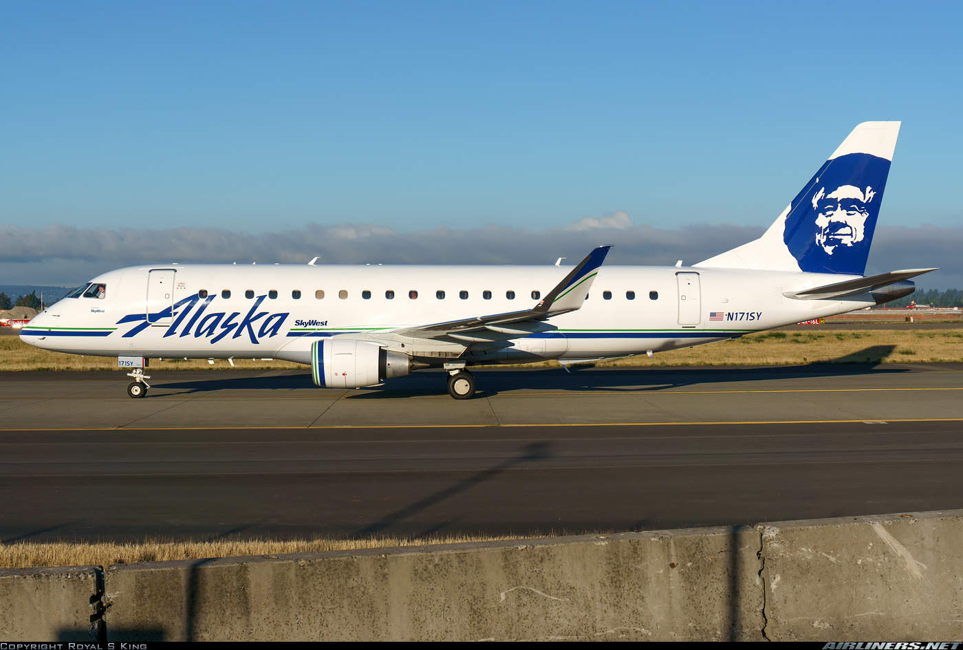 Alaska Airlines to place Regional Jet order soon