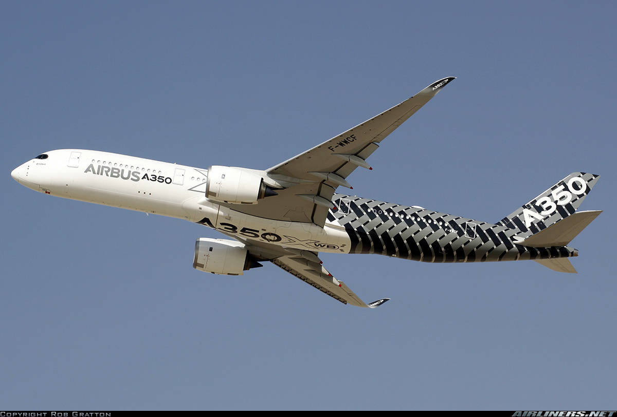 Jumbo A350XWB on the horizon?