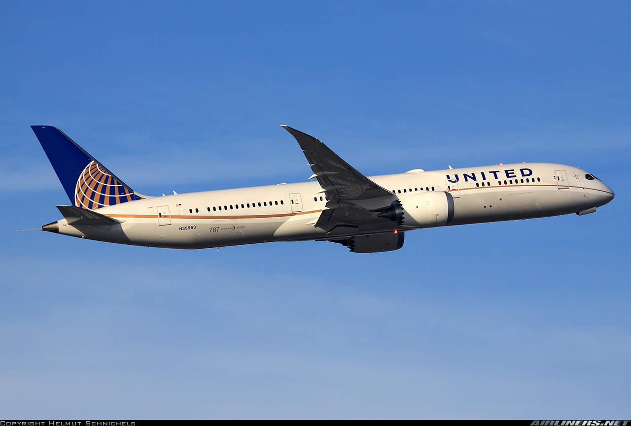United Airlines launches San Francisco-Singapore