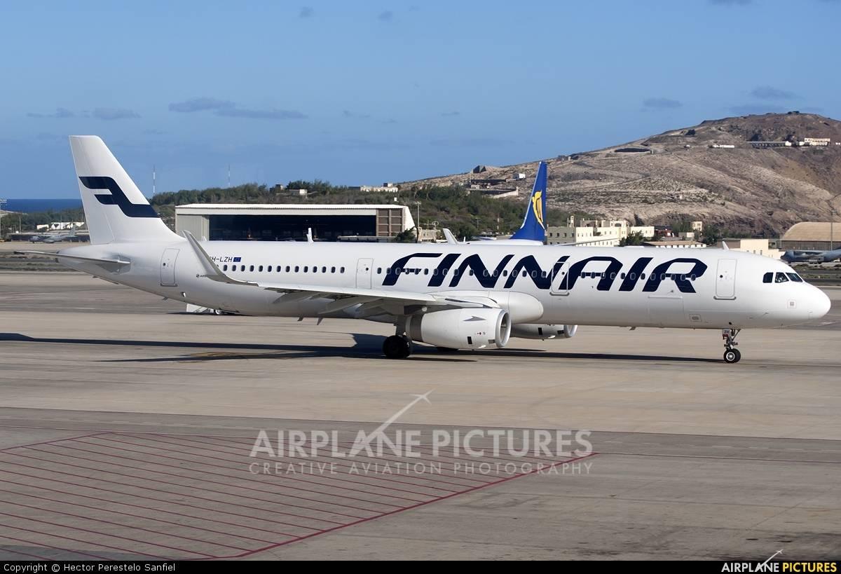 Finnair to retire E-170 fleet and lease A321s