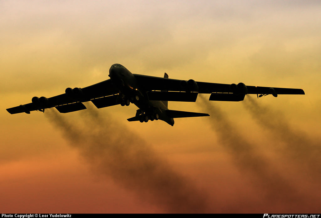 Why is the B-52 still flying?