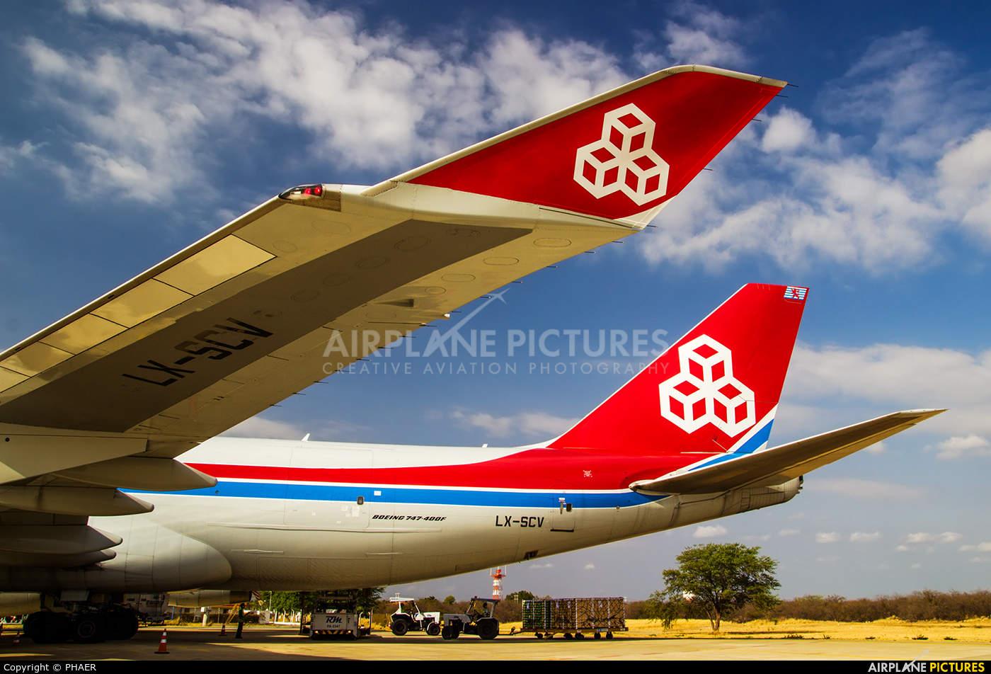 After Cargolux Italia, here comes Cargolux China