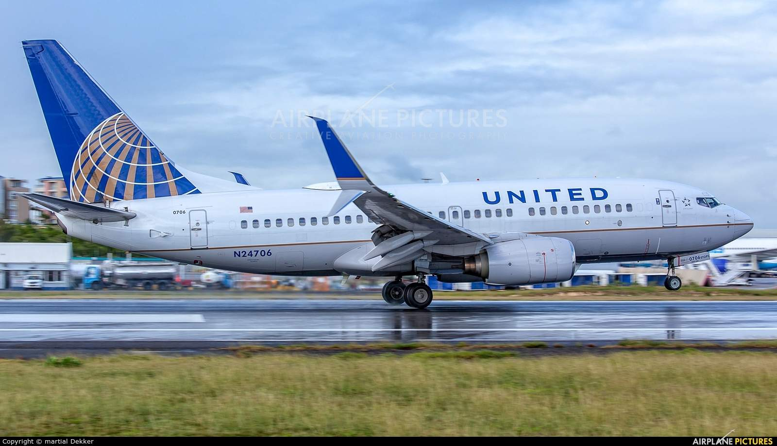United Airlines places order for 40x Boeing 737-700