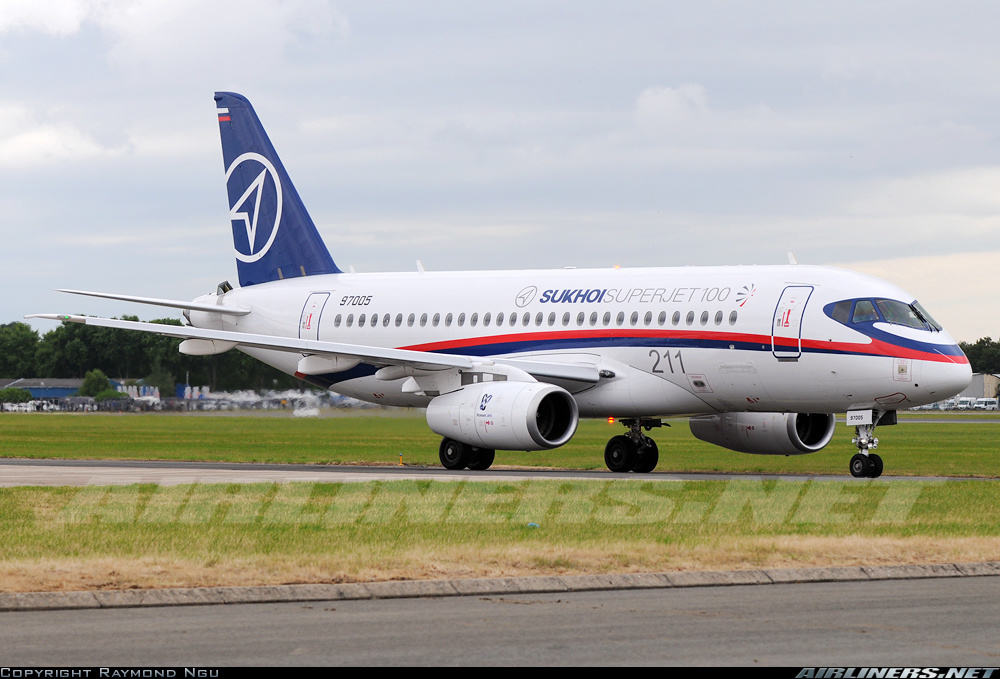 Air France looking into leasing Superjets?