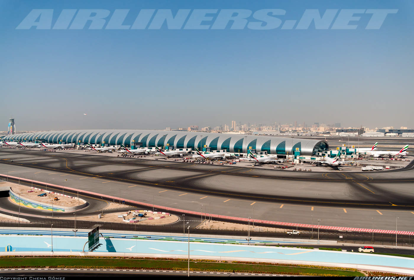 Dubai: Worlds Biggest Airport In Term of Passenger Numbers